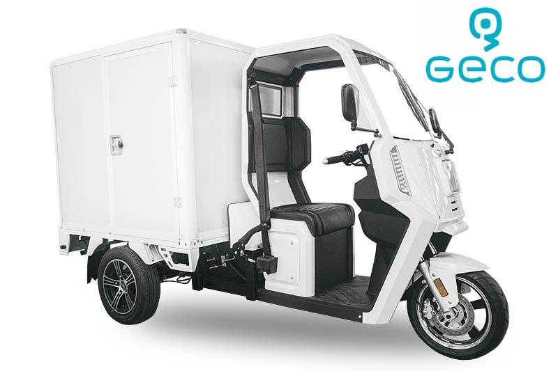 Elektroauto Geco Truck XC 3kW inkl. Batterien Straßenzulassung Pickup